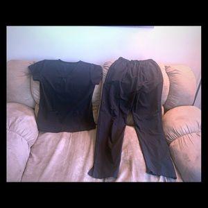 Other - Size med black scrubs